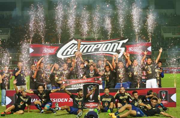 Sempat Ragu, Akhirnya Arema FC Ikut Piala Presiden 2018