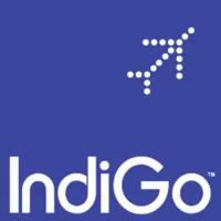 The registered logo design of Indigo Airlines