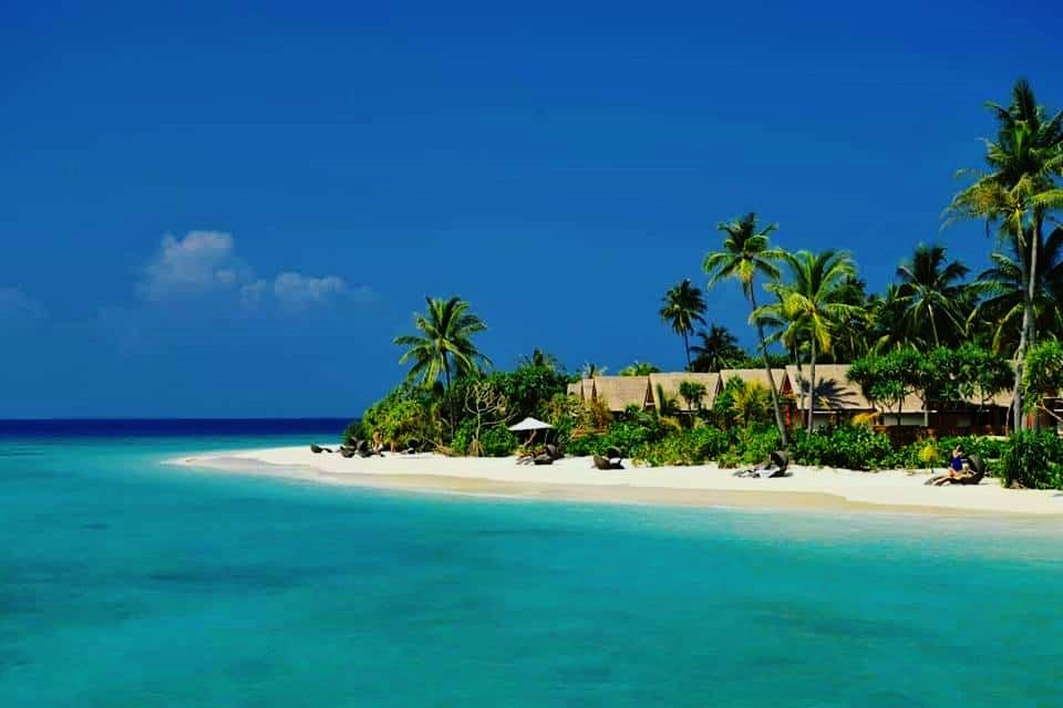 Kudafushi Maldives