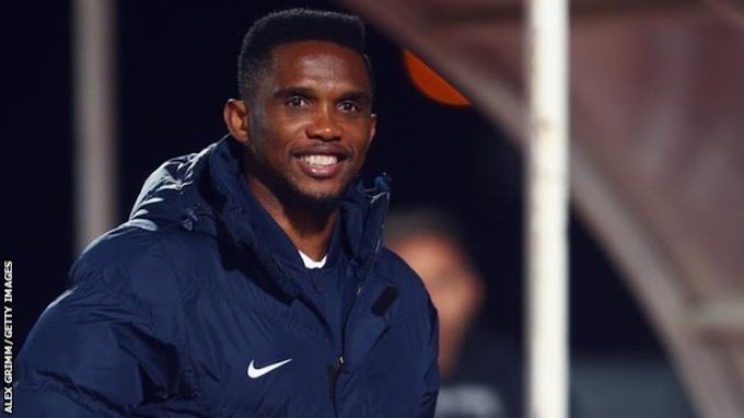 Samuel Eto'o recalled by Antalyaspor after racism comments