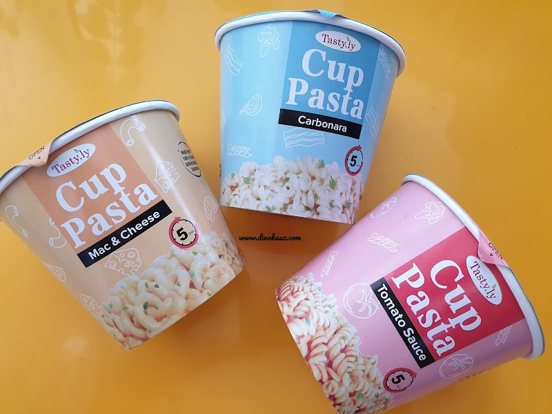 Cepat dan Mudah dengan Tasty.ly Cup Pasta