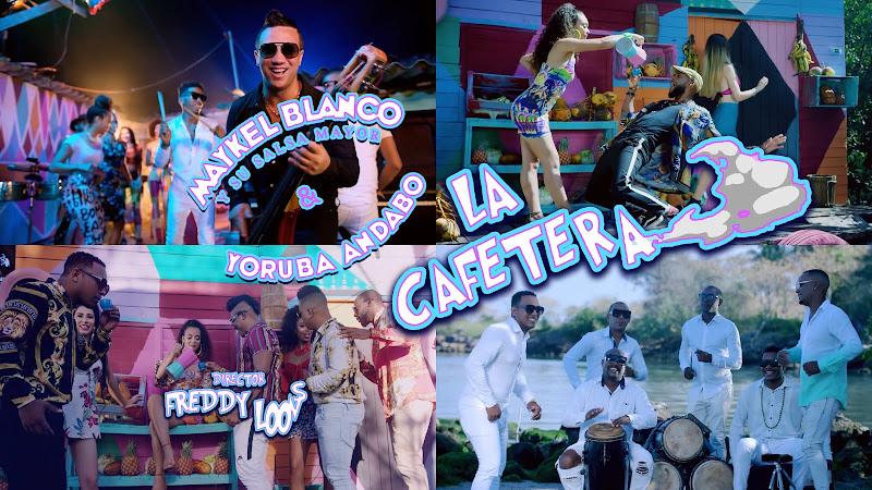 Maykel Blanco y Su Salsa Mayor & Yoruba Andabo - ¨La Cafetera¨ - Videoclip - Director: Freddy Loons. Portal Del Vídeo Clip Cubano