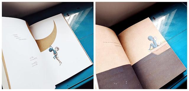 ilustracoes livro  lua noite e dia