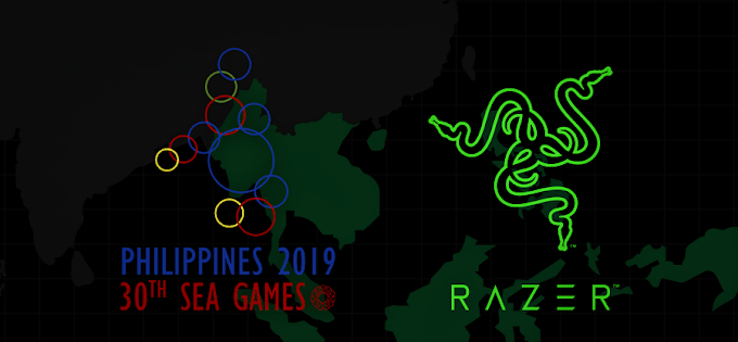 PHISGOC and Razer Reveal Five Games for the Esports Tournament at SEA Games 2019