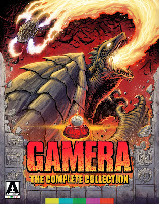 Arrow Video Gamera the Complete Collection