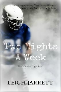 Two Nights A Week by Leigh Jarrett