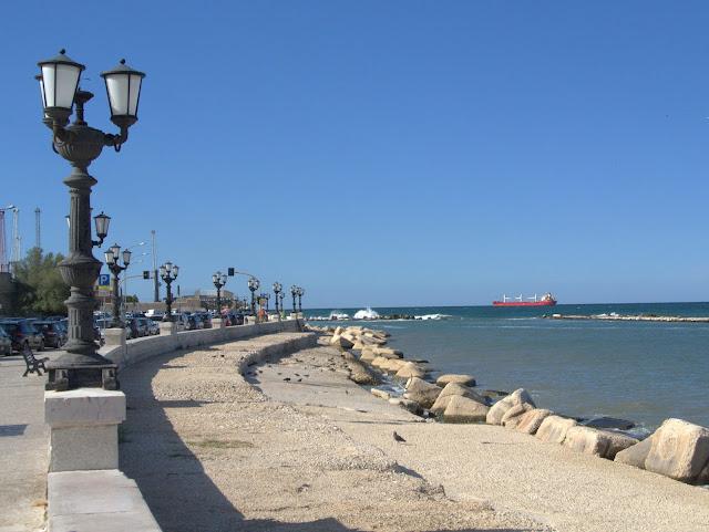 Bari, największe miasto nad Adriatykiem