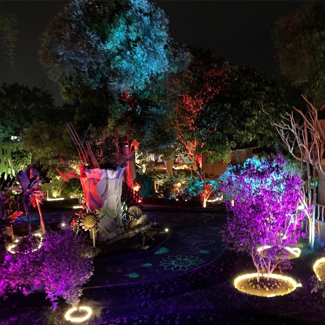 Keindahan Lembang Wonderland Bandung