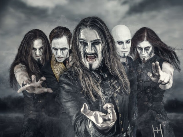Powerwolf line up 2018