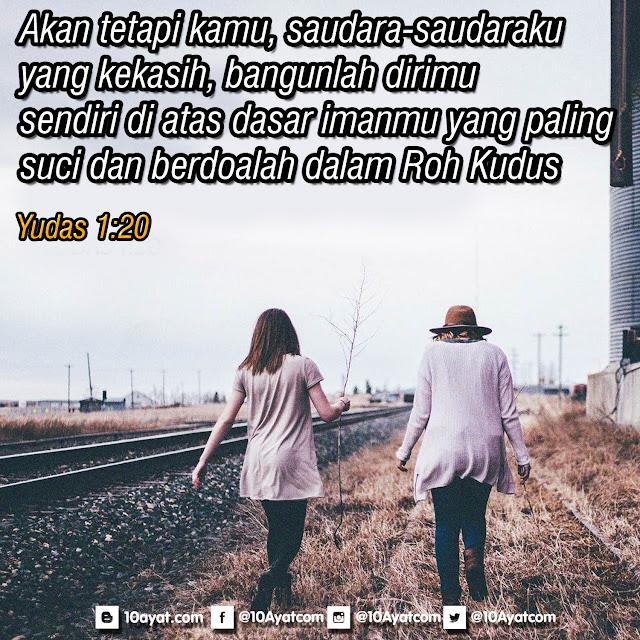 Yudas 1:20