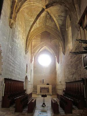 Iglesia del monasterio de Vallbona de les Monges