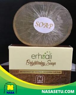 ERHSALI Brightening Soap Sabun Penghilang Flek