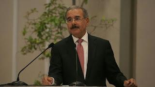 """Danilo Medina: """"Yo sigo aferrado a la verdad"""""""
