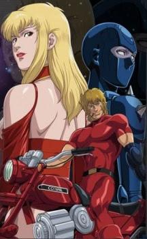 Anime Cobra The Animation: Time Drive (OVA)  Subtitel Indonesia
