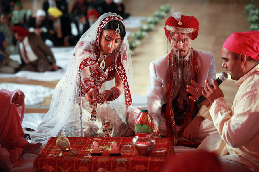 The Sikh Marriage