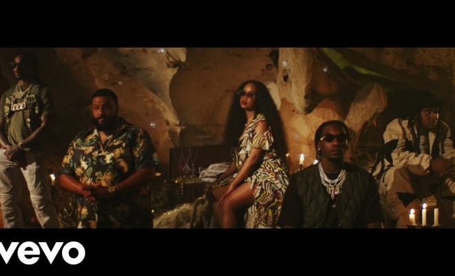 "DJ Khaled – ""We Going Crazy"" (Official Music Video) ft. H.E.R., Migos 