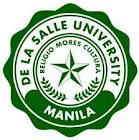 DLSU LOGO DLSUCET application form