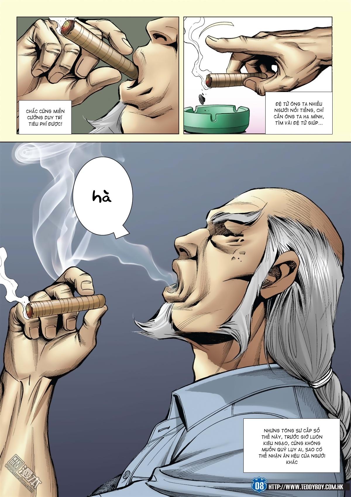 Người Trong Giang Hồ chapter 2026: khí diệm tông sư trang 7