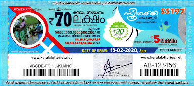 "KeralaLotteries.net, ""kerala lottery result 18.02.2020 sthree sakthi ss 197"" 18th February 2020 result, kerala lottery, kl result,  yesterday lottery results, lotteries results, keralalotteries, kerala lottery, keralalotteryresult, kerala lottery result, kerala lottery result live, kerala lottery today, kerala lottery result today, kerala lottery results today, today kerala lottery result, 18 2 2020, 18.2.2020, kerala lottery result 18-2-2020, sthree sakthi lottery results, kerala lottery result today sthree sakthi, sthree sakthi lottery result, kerala lottery result sthree sakthi today, kerala lottery sthree sakthi today result, sthree sakthi kerala lottery result, sthree sakthi lottery ss 197 results 18-02-2020, sthree sakthi lottery ss 197, live sthree sakthi lottery ss-197, sthree sakthi lottery, 18/2/2020 kerala lottery today result sthree sakthi, 18/02/2020 sthree sakthi lottery ss-197, today sthree sakthi lottery result, sthree sakthi lottery today result, sthree sakthi lottery results today, today kerala lottery result sthree sakthi, kerala lottery results today sthree sakthi, sthree sakthi lottery today, today lottery result sthree sakthi, sthree sakthi lottery result today, kerala lottery result live, kerala lottery bumper result, kerala lottery result yesterday, kerala lottery result today, kerala online lottery results, kerala lottery draw, kerala lottery results, kerala state lottery today, kerala lottare, kerala lottery result, lottery today, kerala lottery today draw result,"