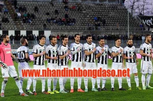 Spezia vs Ascoli www.nhandinhbongdaso.net