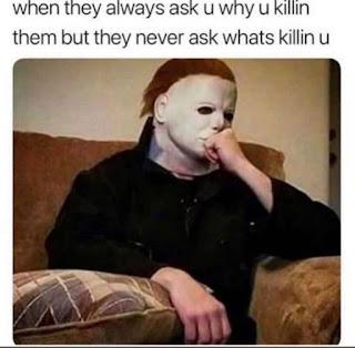Halloween Meme by @latitude_mental_health on Instagram