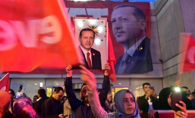 Οι παλικαράδες της Τουρκίας στην Ουάσινγκτον