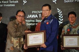 Doktor Zul Terima Penghargaan Indonesia's Attractiveness Award