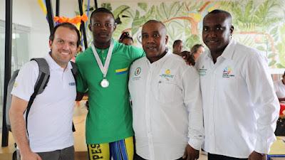 Articulan acciones para financiar apoyo a deportistas chocoanos