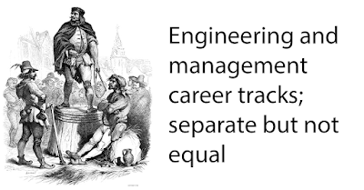 Managers and technical tracks are not equal