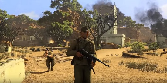Sniper Elite 3 PC Game Download