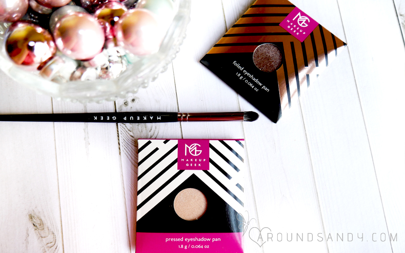 makeup geek haul eyeshadow makeup brush beauty bay