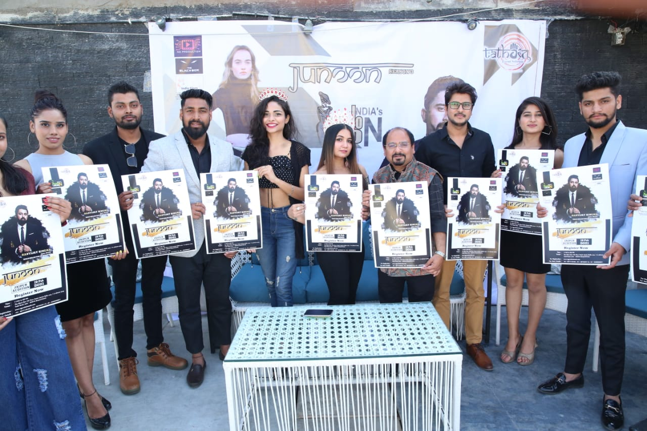 Poster-of-beauty-pageant-junoon-season-3-launched-audition-to-be-held-in-Jaipur-on-19-February