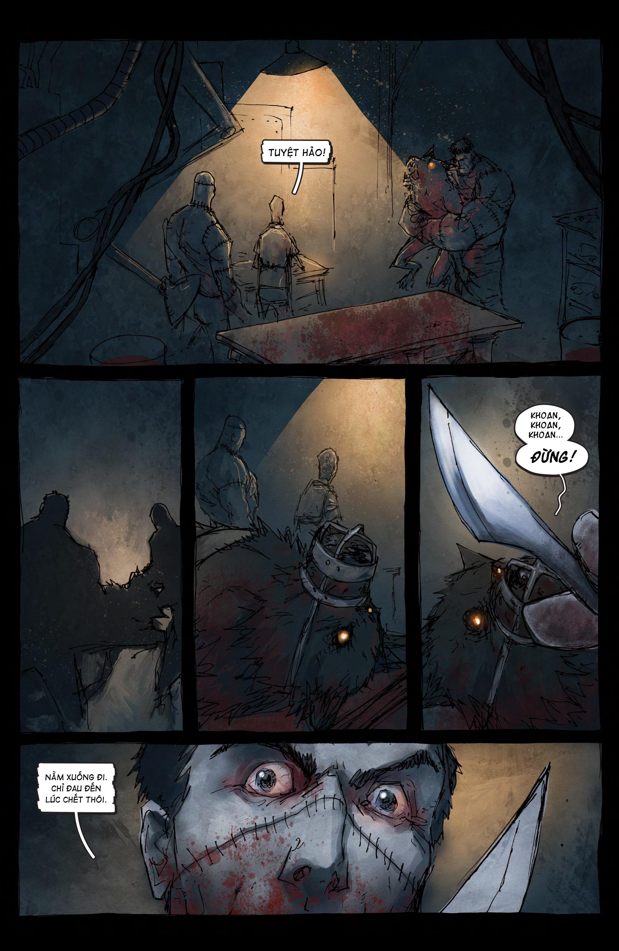 Broken Moon chương 3 trang 14