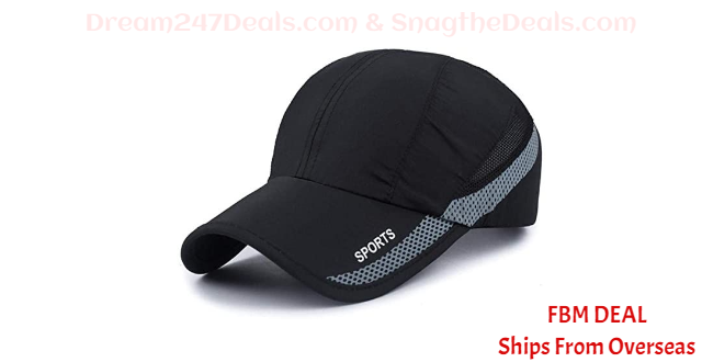 80%  off Man Net Hat Embroidered