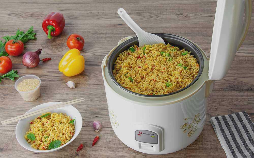Resep Nasi Kuning Rice Cooker (sqprofessional.com)