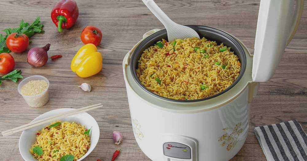 Resep Nasi Kuning Pakai Rice Cooker Mudah Dan Praktis Njajan Com
