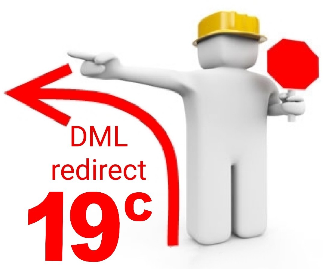 Oracle 19c Updates on Active Data Guard using DML Redirection
