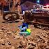Ji-Paraná – Jovem morre após colidir contra ônibus durante a madrugada deste domingo