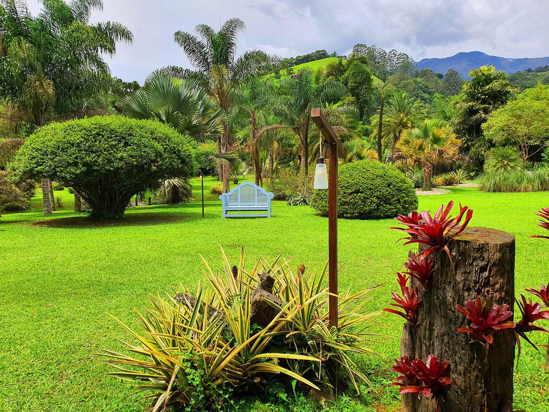 Onde ficar em Visconde de Mauá :Pousada Jardins do Passaredo