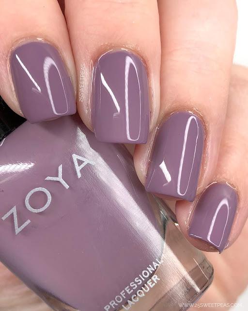 Zoya Vee 25 Sweetpeas
