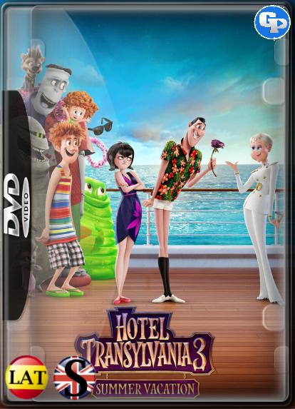 Hotel Transilvania 3: Unas Vacaciones Monstruosas (2018) DVD5 LATINO/INLGES
