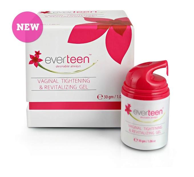 Everteen Vaginal Tightening & Revitalizing Gel Review
