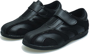 Sepatu  Anak Laki-Laki Pakai Perekat BRU 576