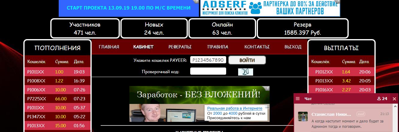 Мошеннический сайт bonusnik.info – Отзывы, развод, платит или лохотрон?