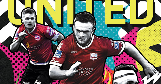 Galway United vs Bray Wanderers Poster
