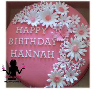 Kue tart ulang tahun untuk pacar paling romantis