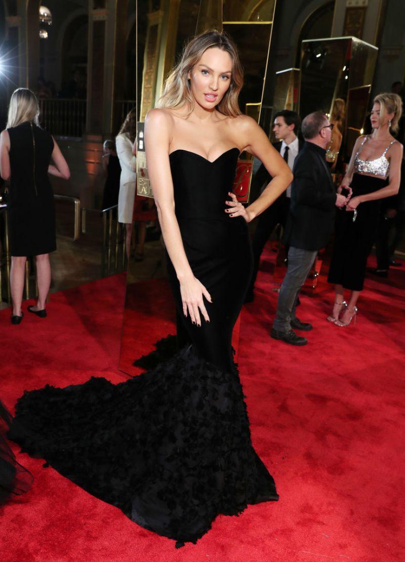 Candice Swanepoel – Harper's Bazaar Icons Party in New York   CineHub