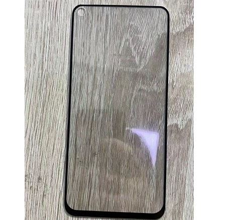 Flat screen and embedded camera. Confirmed design features of Huawei P40 Lite