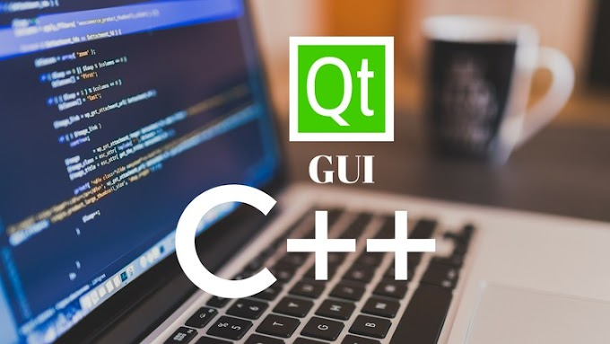 Xây dựng ứng dụng C/C++  bằng QT5