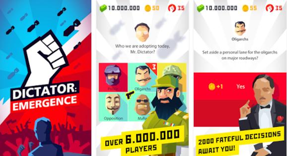 Dictator%2BEmergence%2Bmod Dictator: Emergence v1.0.8 Mod APK [Latest] Apps